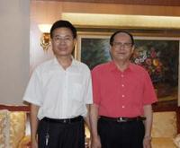 本院院长姜智元国学文化活动掠影之一